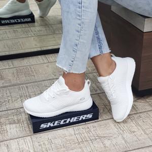 Pantofi dama 32504 WHT
