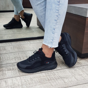 Pantofi dama Skechers 117017 BBK