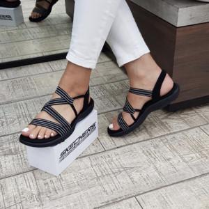 Sandale dama 163072 BLK