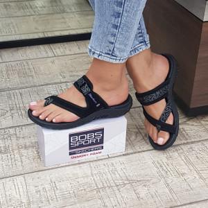 Sandale dama 163077 BLK