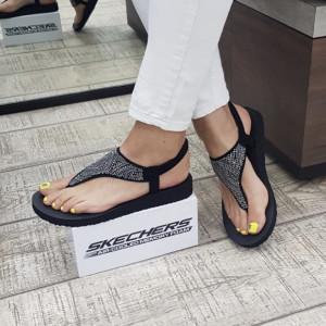 Sandale dama 32919 BLK