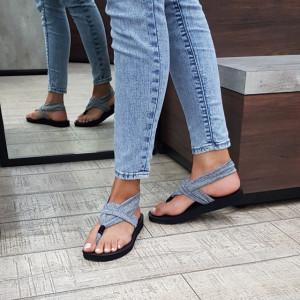 Sandale dama 38615 GRY