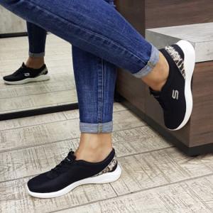 Pantofi dama 104011 BKLD