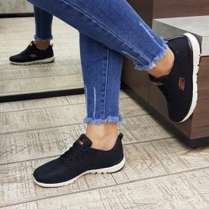 Pantofi dama 13470 BKRG