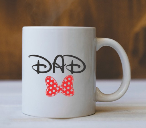 Cana Dad Mickey Mouse