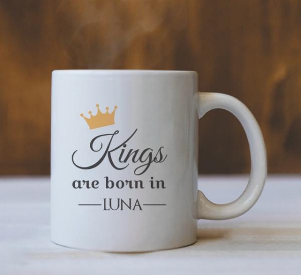CANA Kings are born in...(LUNA)