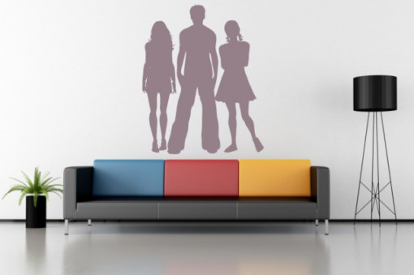Sticker De Perete Adolescenti 03