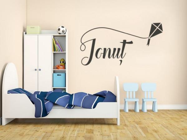 Sticker De Perete Cu Nume - Ionut