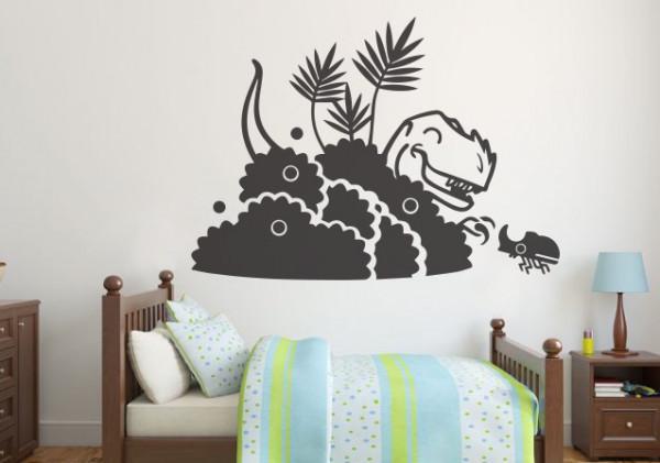 Sticker De Perete Dinozaur Fericit