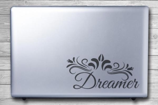 Sticker Pentru Laptop - Dreamer