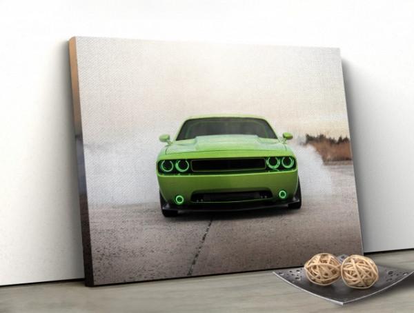Tablou canvas - Race car