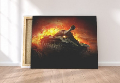 Tablou canvas - War
