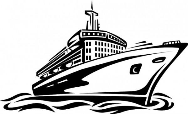 Vapor pe mare