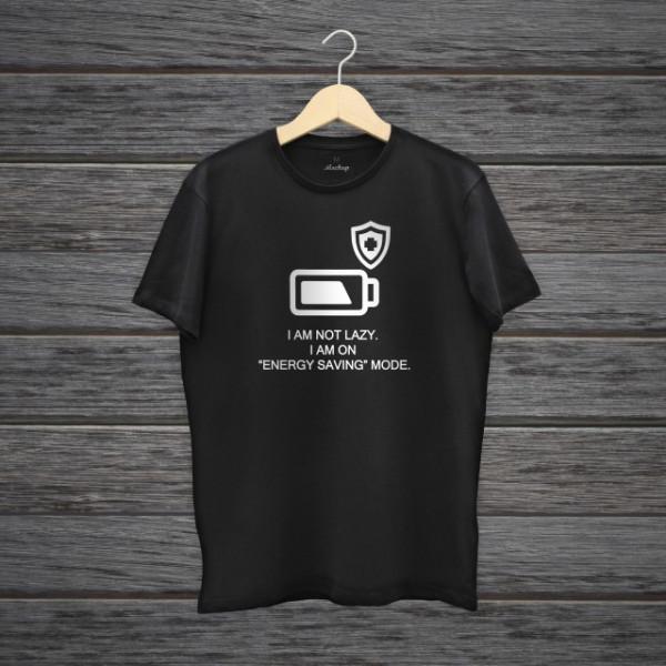 Imprimeu tricou I AM NOT LAZY