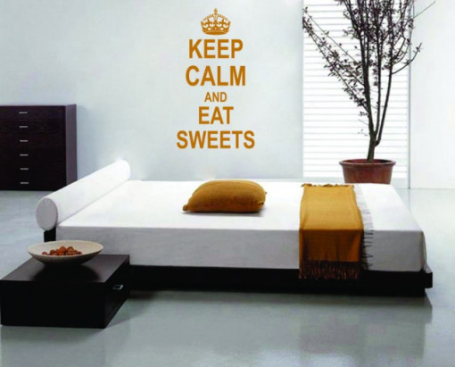 Poze Keep calm and eat sweets