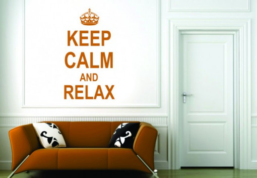 Poze Keep calm and relax