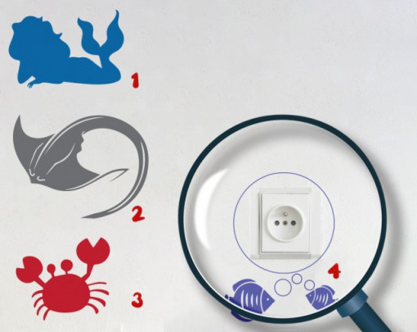 Pachet Stickere pentru Prize - Acvatic