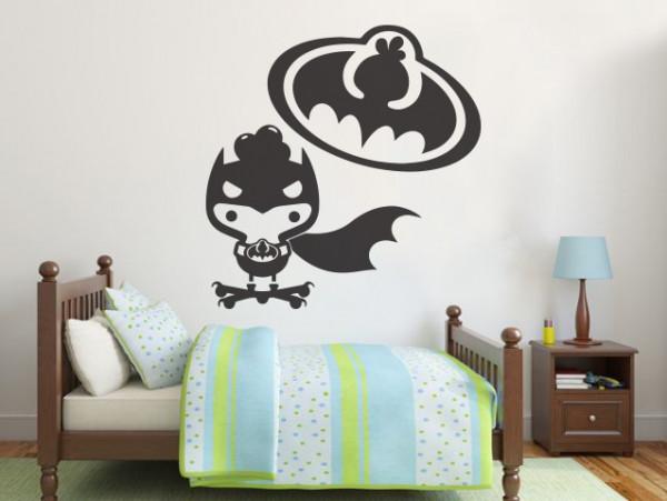 Sticker De Perete Puiul Batman