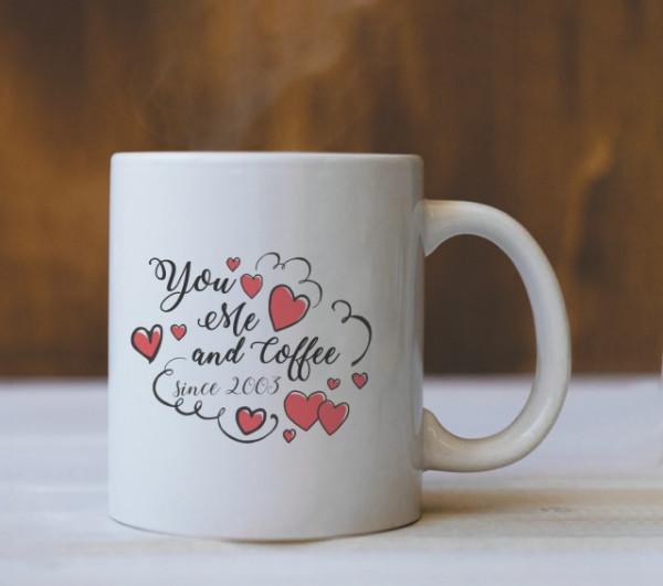 CANA YOU, ME AND COFFEE!