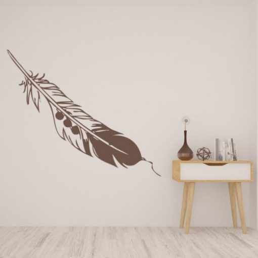 Distressed Feather