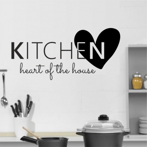 Kitchen heart of the house