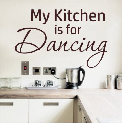 Poze My kitchen is for dancing