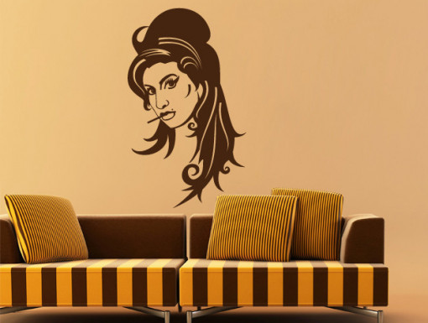 Sticker De Perete Amy Winehouse