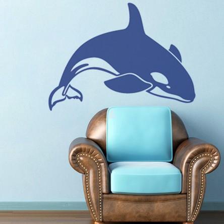 Sticker De Perete Balena
