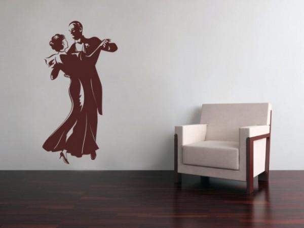 Sticker De Perete Dansatori