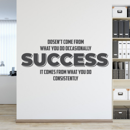 Success is what you do