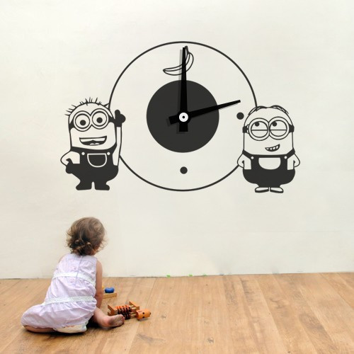 Ceas decorativ Minioni