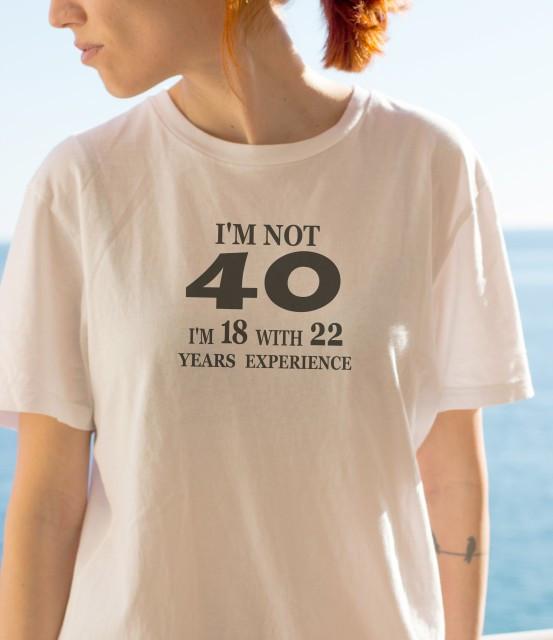 Imprimeu tricou I GOT EXPERIENCE