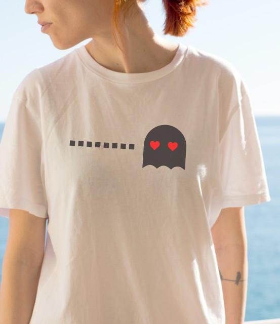 Imprimeu tricou PACMAN (EA)