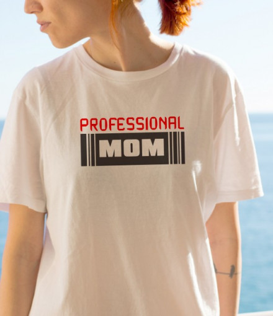 Imprimeu tricou PROFESSIONAL MOM