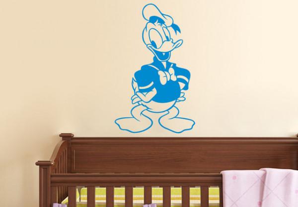 Sticker De Perete Donald Duck