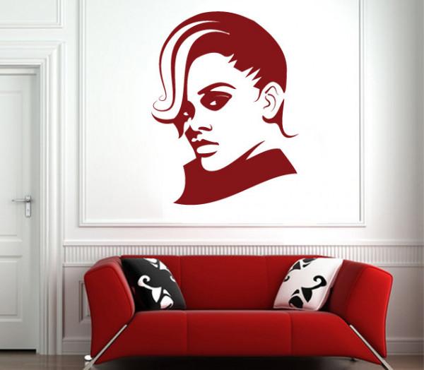 Sticker De Perete Rihanna