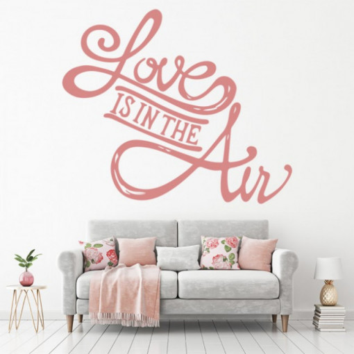 Sticker Love Is In The Air