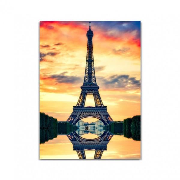Tablou Canvas Eiffel pe inserat