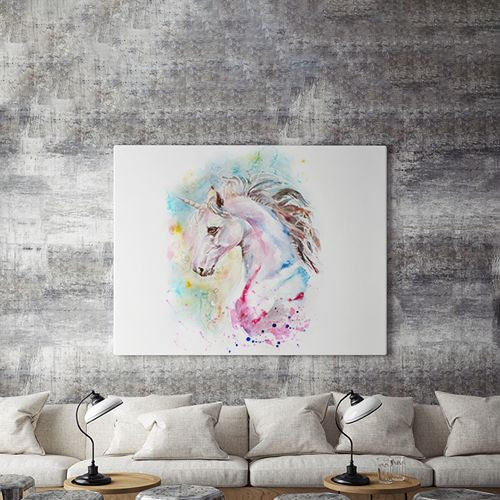Tablou Canvas Unicorn pictura