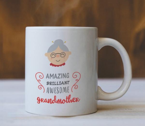 CANA Amazing grandmother