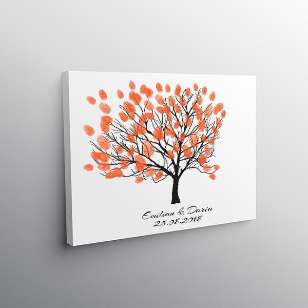 Finger print tree fam