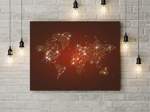 Shining map