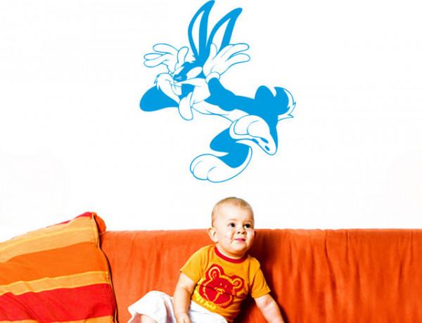 Sticker De Perete Bugs Bunny