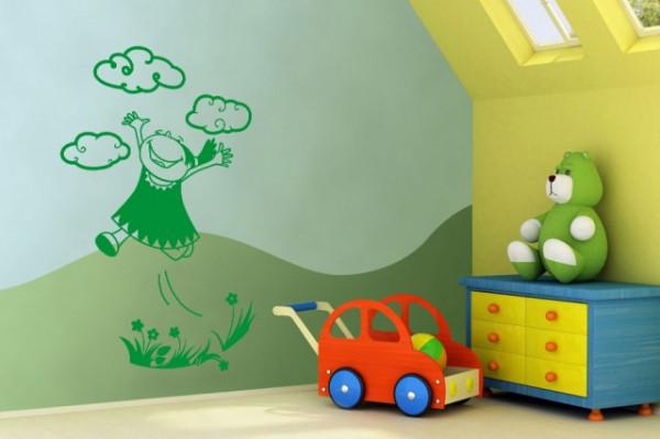 Sticker De Perete Decor Pentru Copii 4