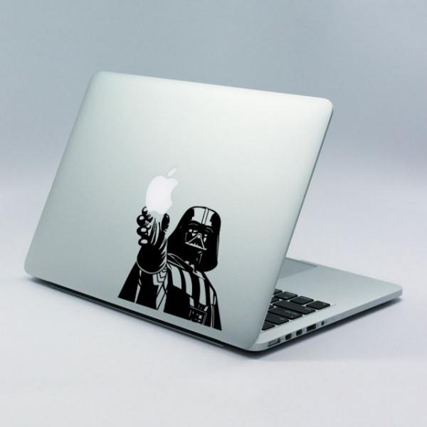 Sticker Pentru Laptop - Darth Vader