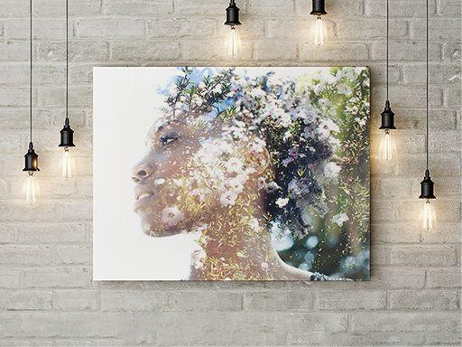 Tablou Canvas The nature inside me