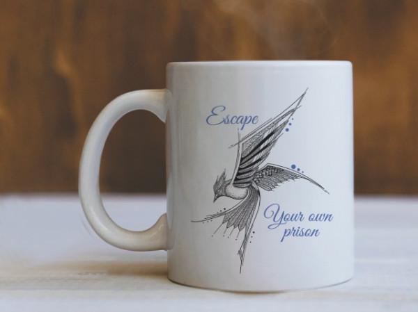 Cana Cu Mesaj - Escape