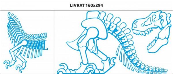 Dinozaur Schelet