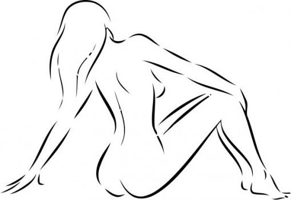 Femeie nud