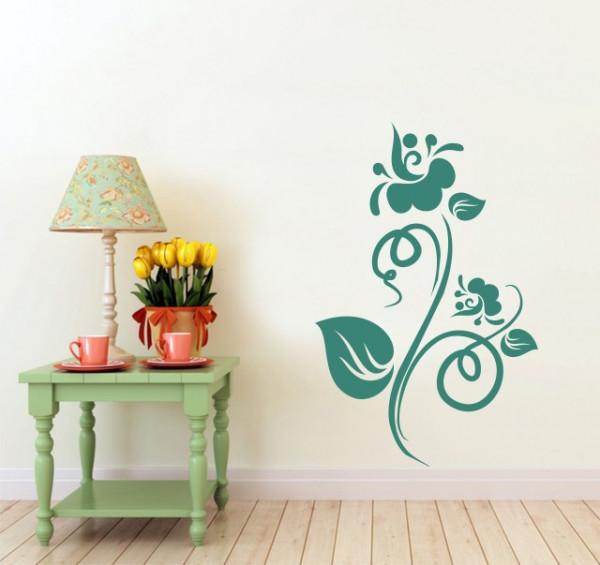 Floare abstracta